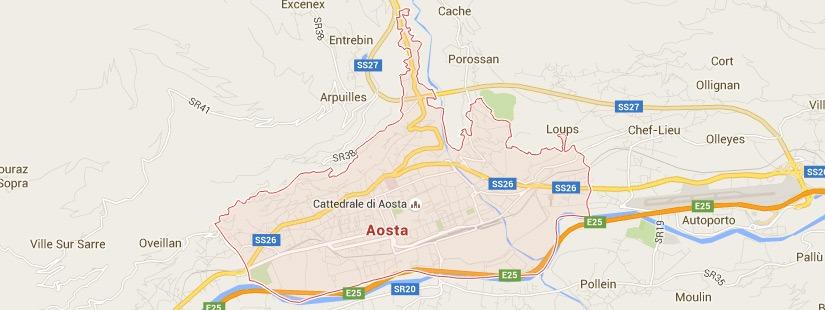 Traslochi Aosta