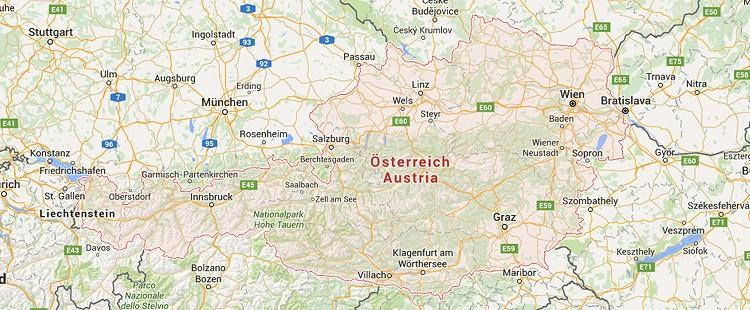 Traslochi Austria Italia