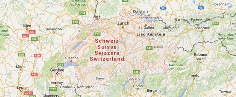 Traslochi Svizzera Italia