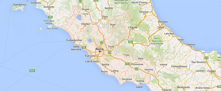 Traslochi Lazio