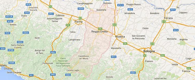 Traslochi Reggio Emilia
