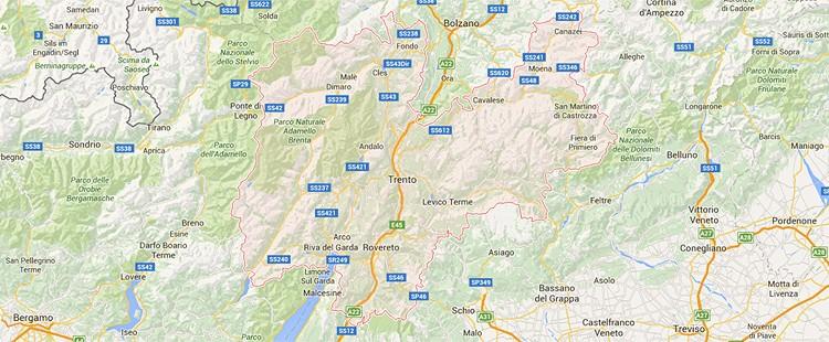 Traslochi Trento