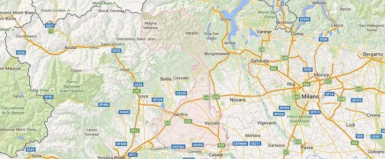 Traslochi Vercelli