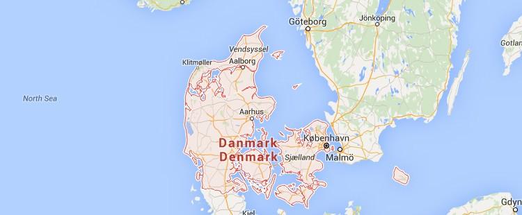Traslochi Danimarca Italia