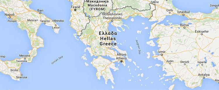 Traslochi Grecia Italia