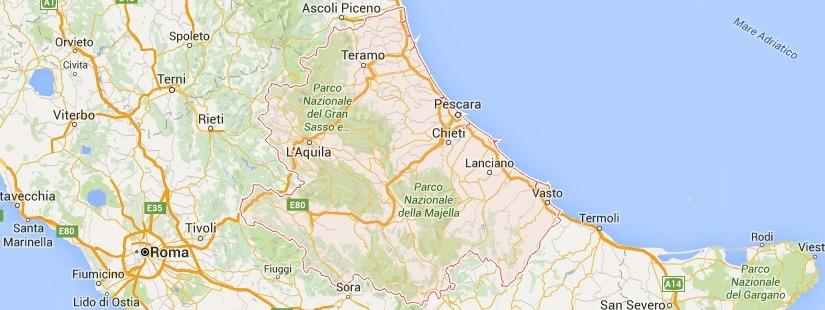 Traslochi Abruzzo