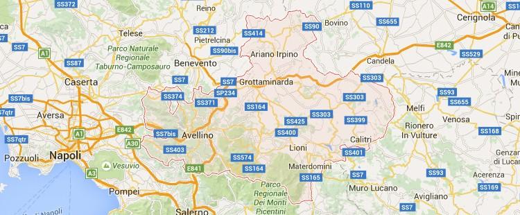 Traslochi Avellino