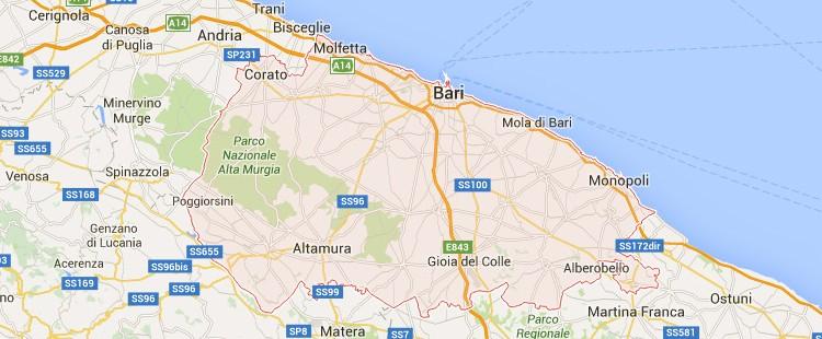 Traslochi Bari