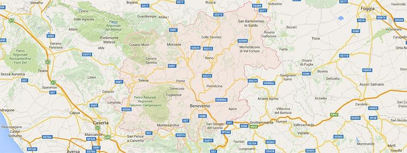 Traslochi Benevento