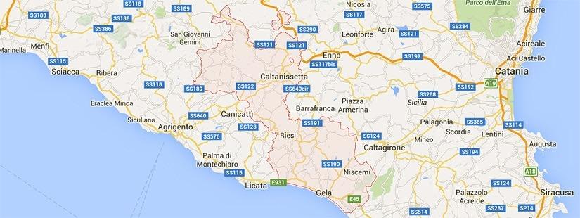 Traslochi Caltanissetta