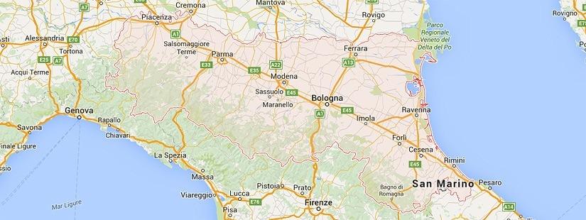 Traslochi Emilia Romagna
