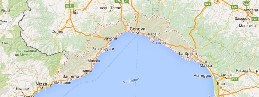 Traslochi Liguria