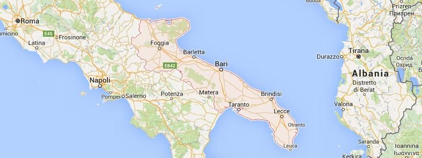 Traslochi Puglia