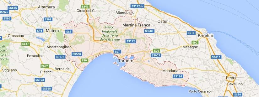 Traslochi Taranto