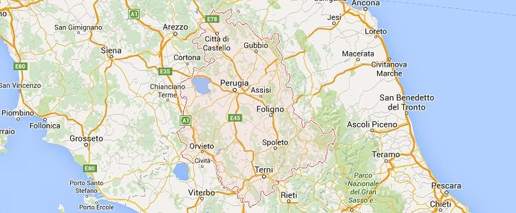 Traslochi Umbria