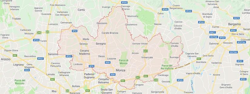Traslochi Monza